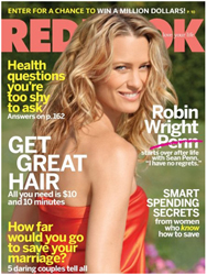 Story in Redbook Magazine