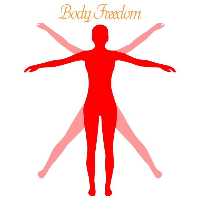 Body Freedom is Sensual Nutrition