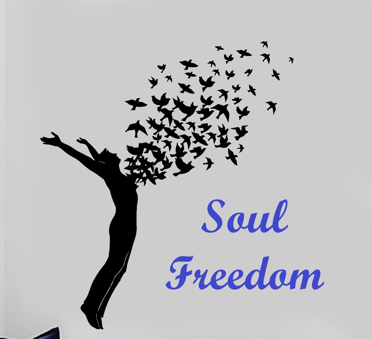 Soul Freedom Brings Union