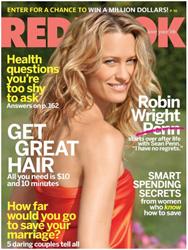 Story in Redbook Magazine
